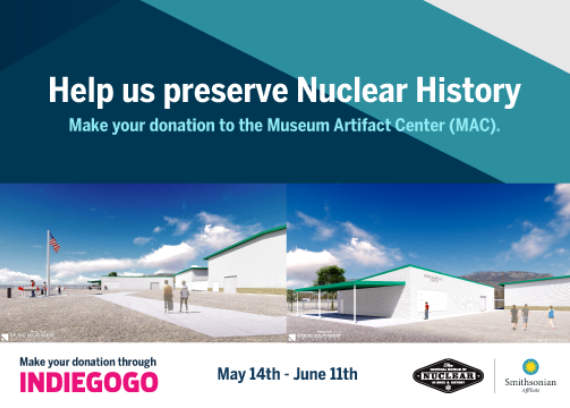 Donate to the MAC to Help Preserve History