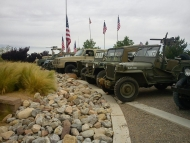 September 10: Military Vehicle Show with the Roadrunner Convoy
